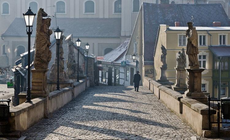 Gotycki most w Kłodzku