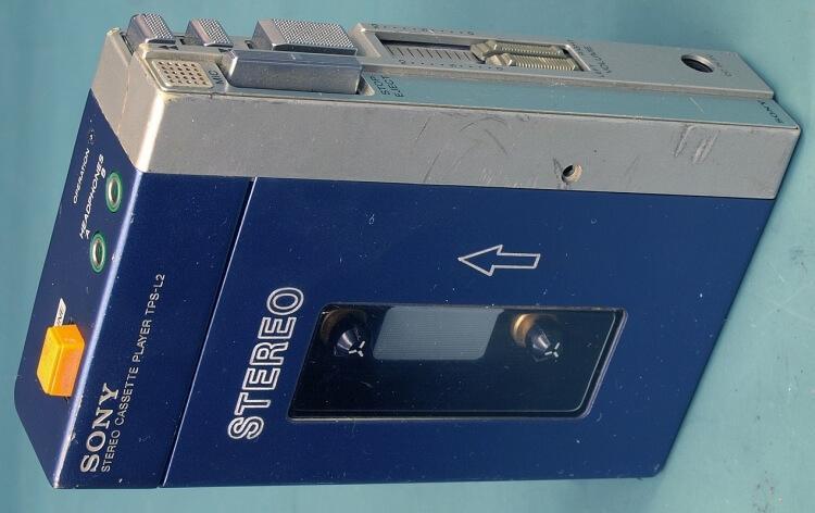 pierwszy Walkman