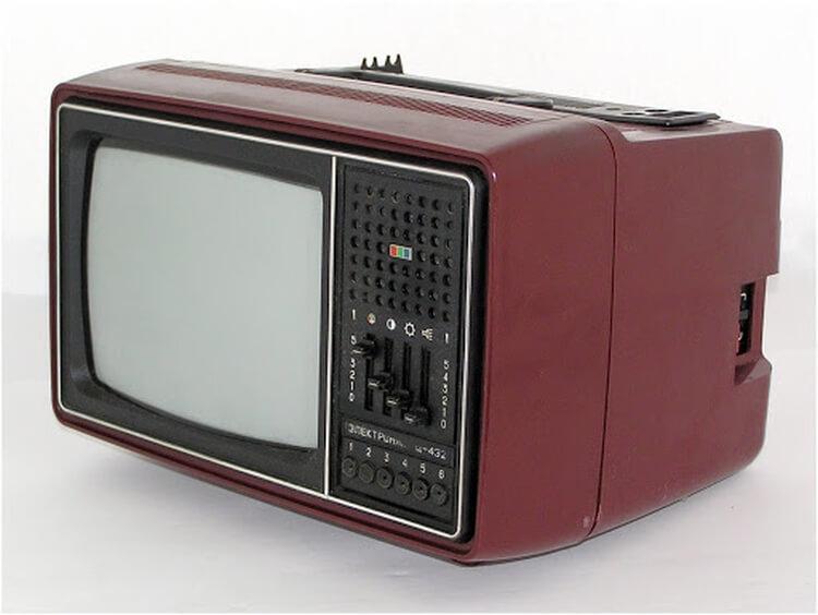 telewizor Elektronika C432