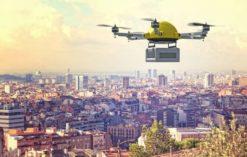 arvein - drony do transportu medycznego