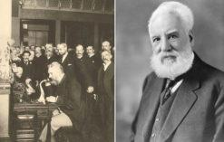 Alexander Graham Bell - wynalazca telefonu