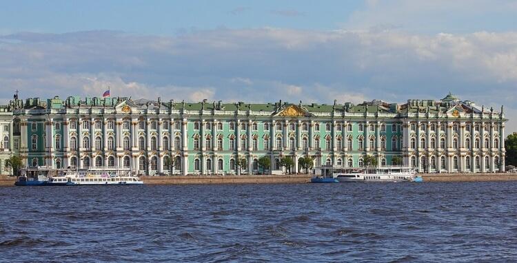 Muzeum Ermitażu w Rosji
