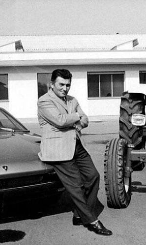 Od traktora do supersamochodu – historia marki Lamborghini