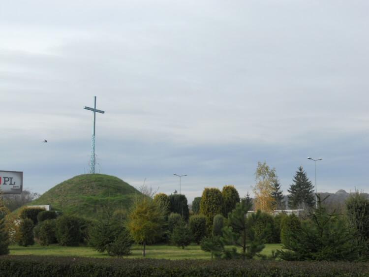 Kopiec Jana Pawła II w Krakowie