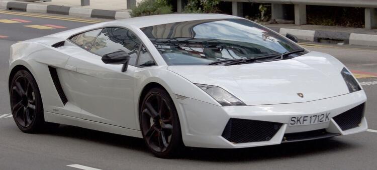 Lamborghini Gallardo po liftingu