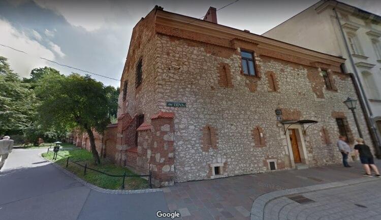 najstarszy mieszkalny budynek w Krakowie