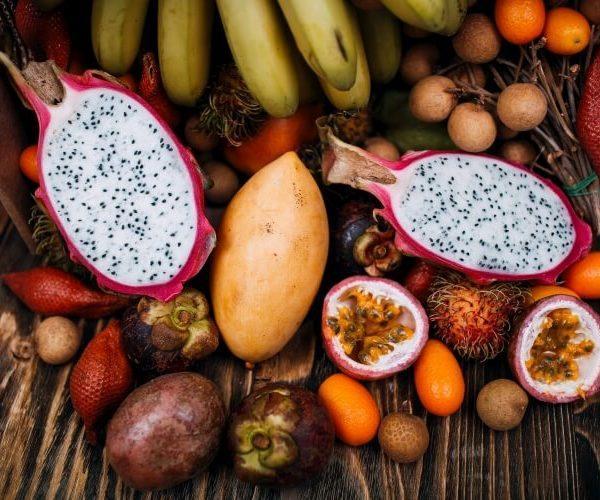 Egzotyczne owoce mało znane w Europie