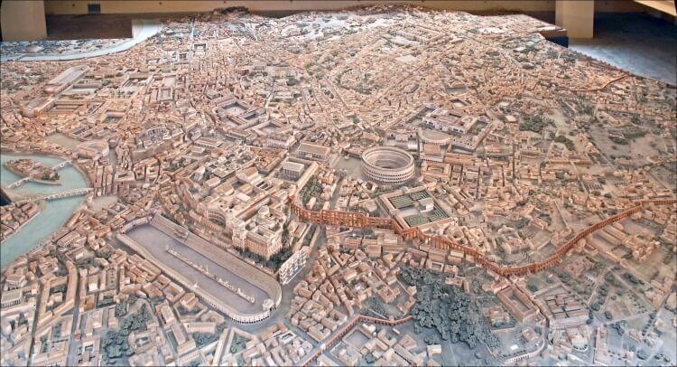 Jak wyglądał Rzym w Starożytności?