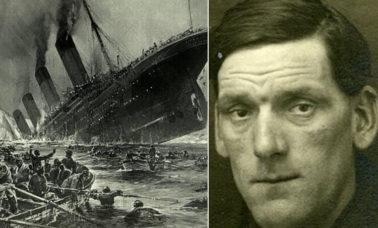 Tonący Titanic i Arthur John Priest - niezatapialny palacz