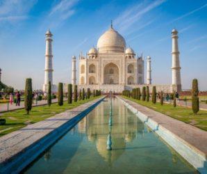 Tadź Mahal – jeden z nowych siedmiu cudów świata