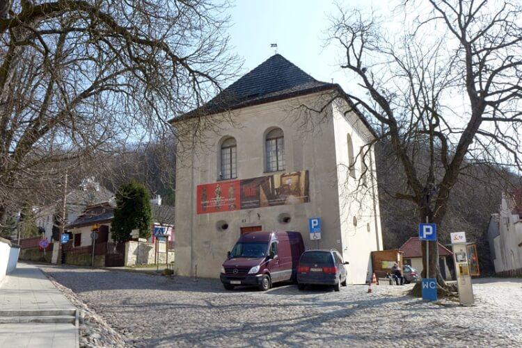 dzwonnica w Kazimierzu