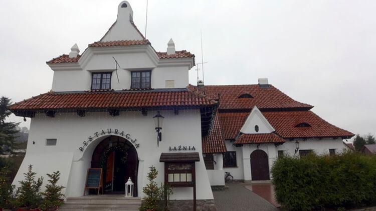 Stara Łaźnia, ul. Senatorska, Kazimierz Dolny