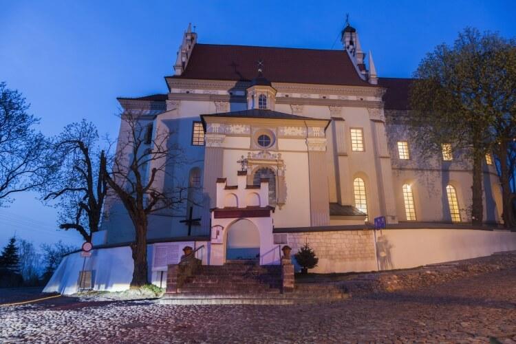 kościół Jana Chrzciciela w Kazimierzu
