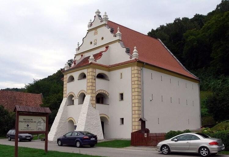 Spichlerz Ulanowskich Kazimierz Dolny