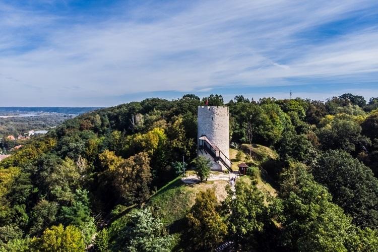 wieża strażnicza w Kazimierzu
