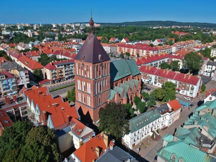 Koszalin - stare miasto