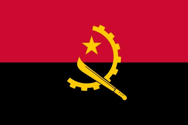 flaga Angoli