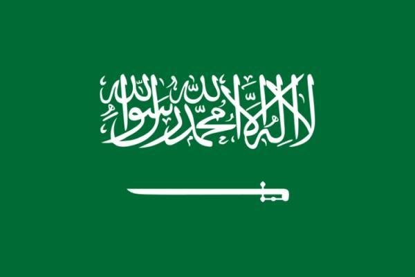 arabia saudyjska flaga
