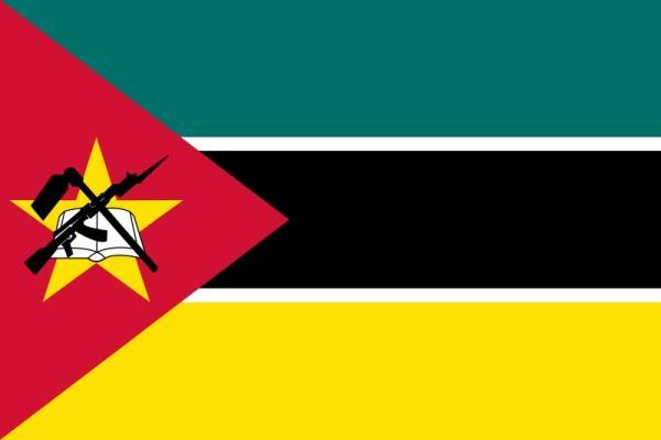 flaga Mozambiku