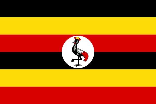 flaga Ugandy