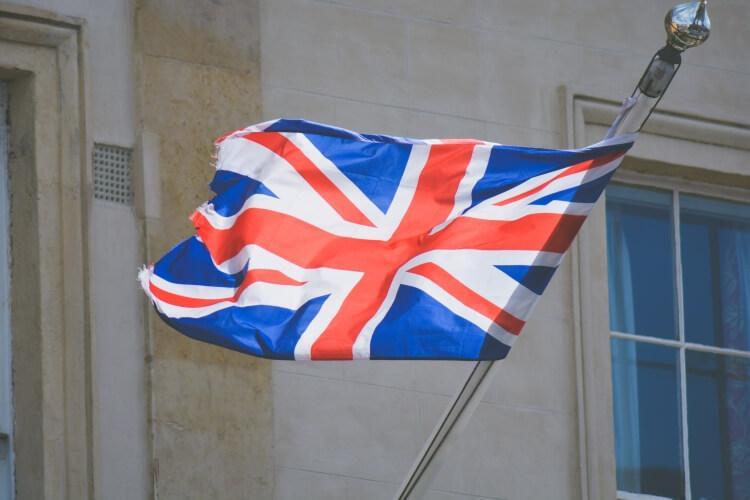 Union Jack - flaga Wielkiej Brytanii