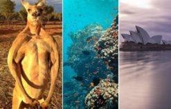 australia ciekawostki