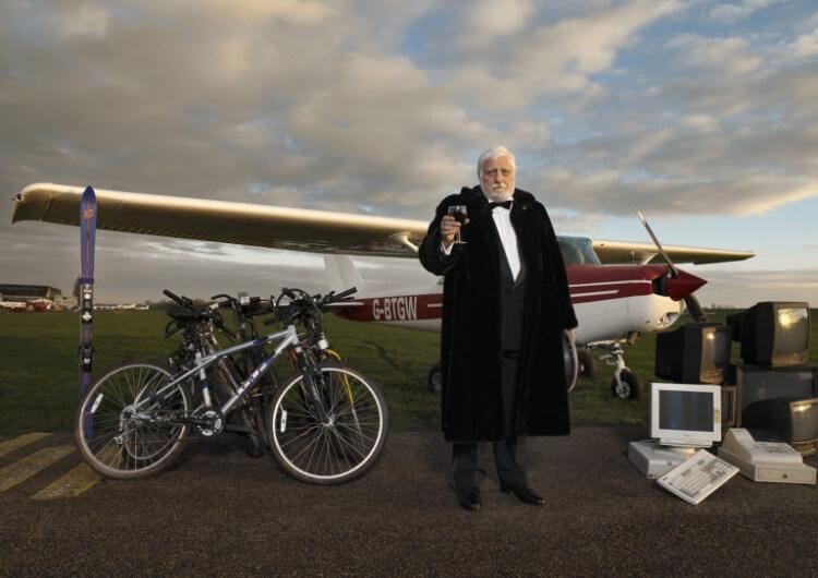 Michel Lotito - Człowiek, który zjadł samolot, dziwne rekordy Guinnessa