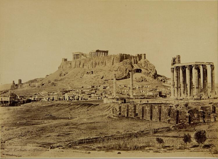 Akropol ateński (1865)