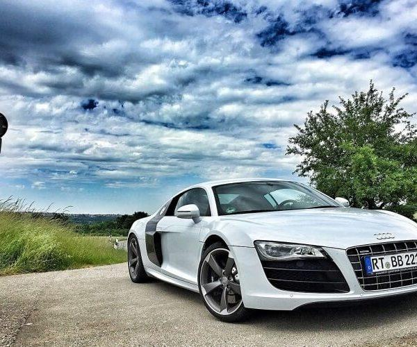 Audi R8 – od Le Mans do Iron Mana