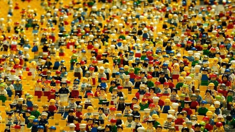 lego figurki ciekawostki