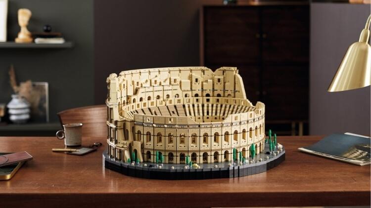 Koloseum - największy zestaw LEGO na świecie