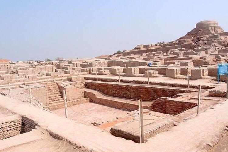 Wielka Łaźnia w Mohendżo Daro