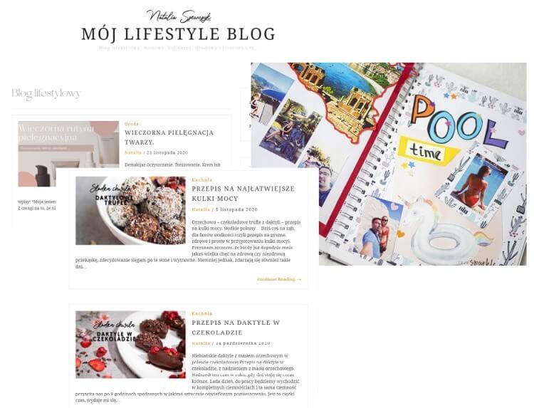 blog - pasja