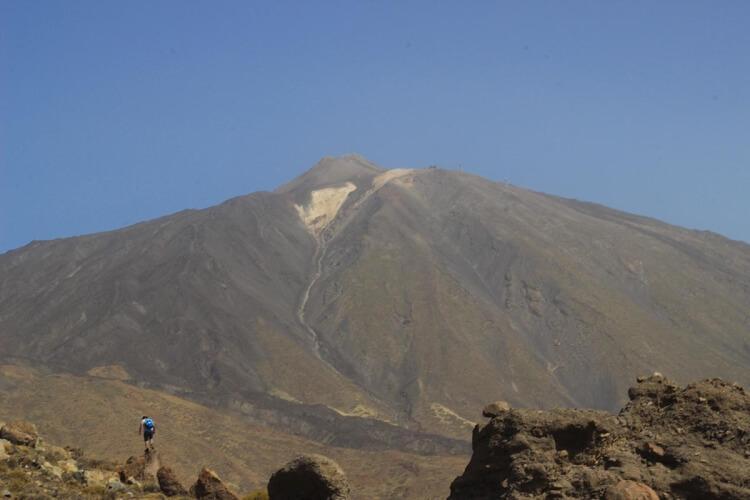Teneryfa wulkan Teide