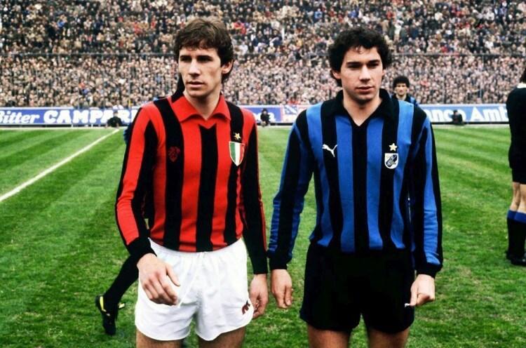 piłkarskie derby Mediolanu