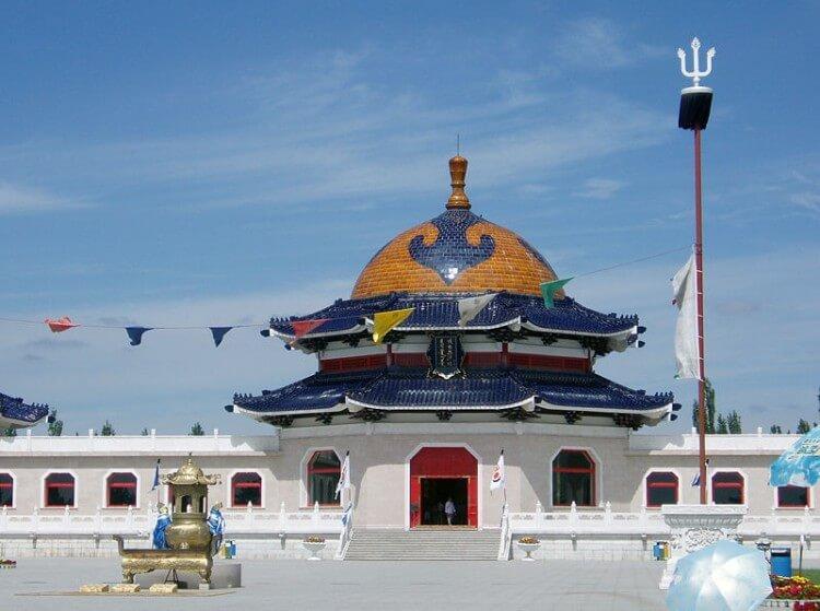 Mauzoleum Dżyngis-Chana