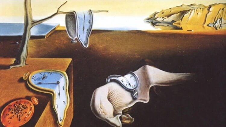 Trwałość pamięci - Salvador Dali