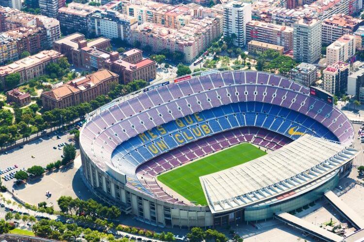 stadion Cam Nou