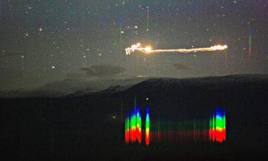 Tajemnicze światła nad Hessdalen