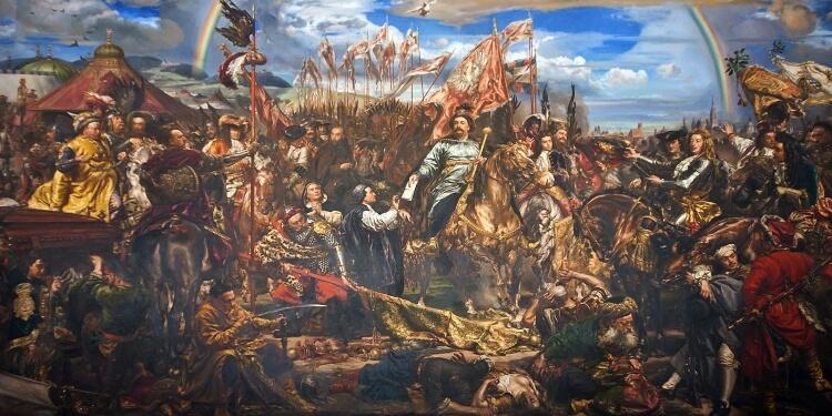 Jan Matejko, Jan Sobieski pod Wiedniem