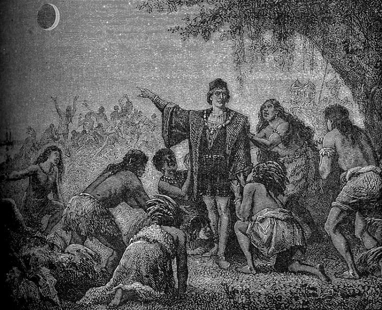 Krzysztof Kolumb ciekawostki