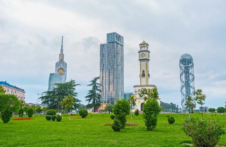Zabudowa Batumi