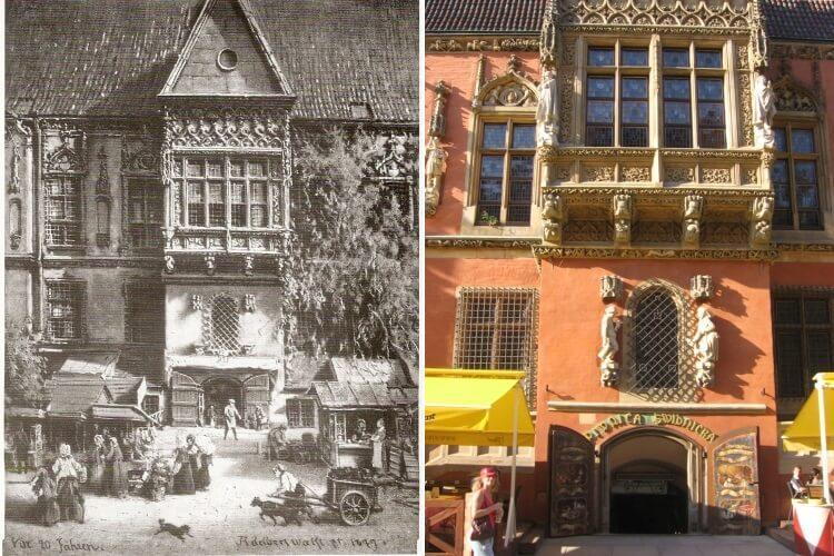 Piwnica Świdnicka we Wrocławiu