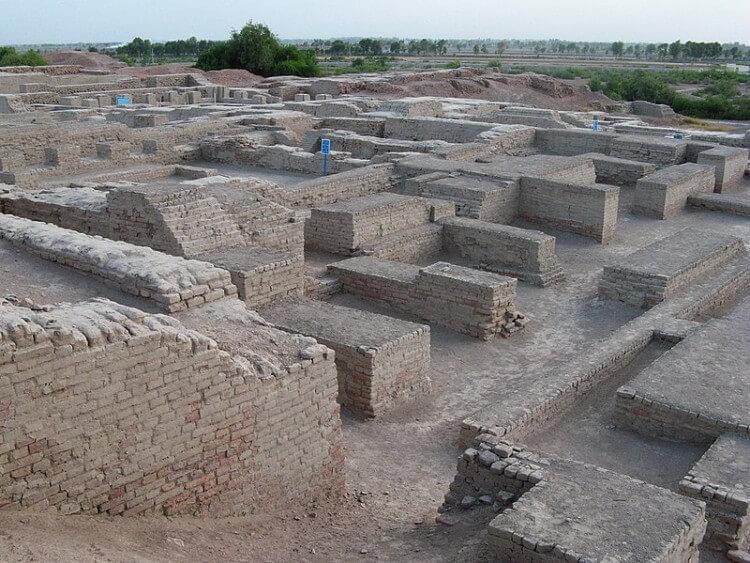 Ruiny Mohendżo-Daro
