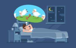 Czy liczenie owiec pomaga zasnąć?