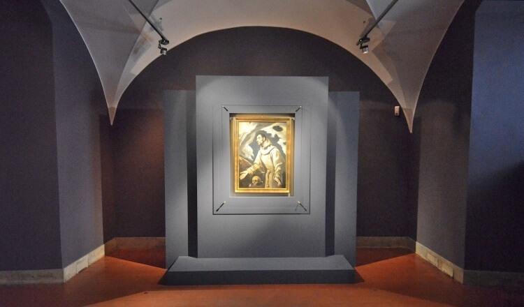 Ekstaza świętego Franciszka – El Greco