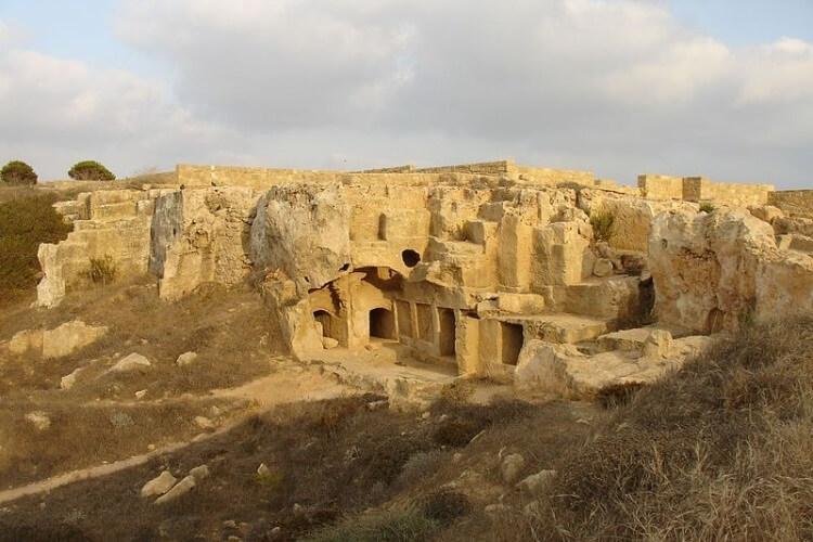 Groby Królewskie w Pafos