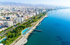 Promenada w Larnace