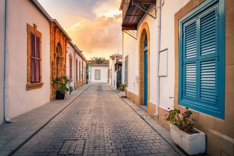 Nikozja stare miasto