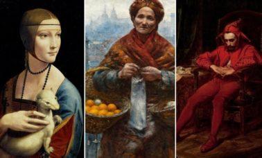 10 najsłynniejszych obrazów w Polsce